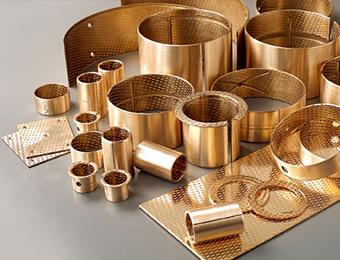 LBR-090铜基卷制带油穴