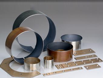 LBR-660钢基铜合金弥散型固体润滑轴承