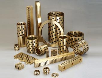 LBR-630铜基镶嵌型固体润滑衬套